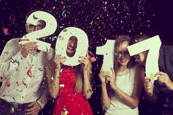 How to Throw a Big New Years' Party on a Small Budget