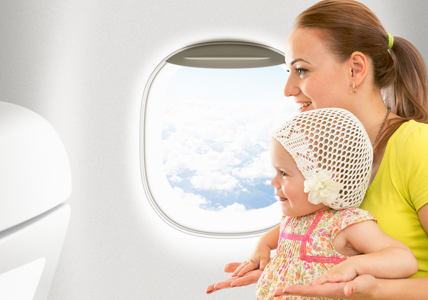 How to Cut Your Costs When Traveling with Infants