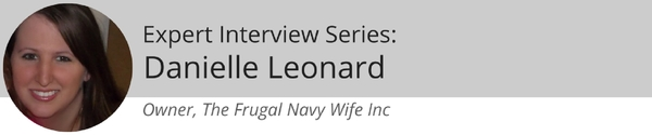 Expert Interview Series: Danielle Leonard of The Frugal Navy Wife On Full-Time RVing, Embracing a Frugal Living Lifestyle, and Finding the Best Deals Online